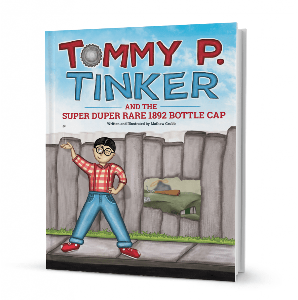 Tommy P. Tinker Book Cover