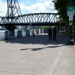 View of Hawthorne Bridge