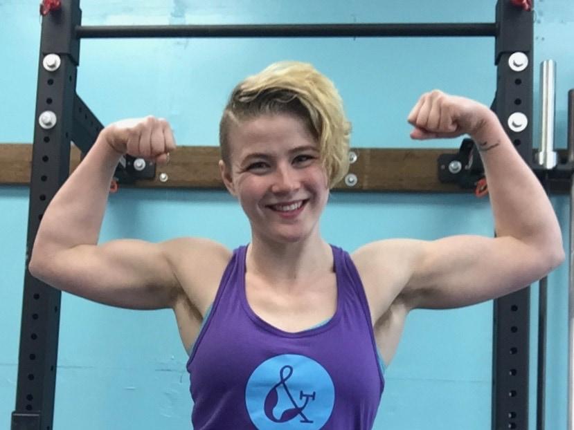 Emily Corso Bold & Badass Fitness