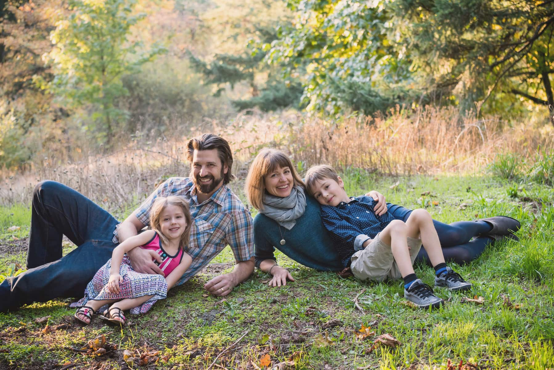 Family Portrait by Abigayle Tarsches